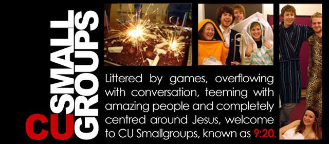 nine20: CU Smallgroups