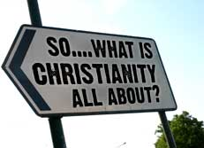 So... what is Christianity all about?